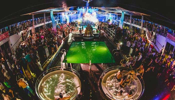 A Nautical Party of Epic Proportions: On Board the Maid Voyage of Shipsomnia