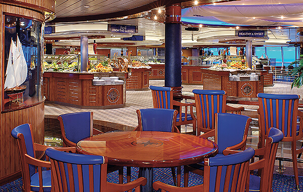 WINDJAMMER BUFFET